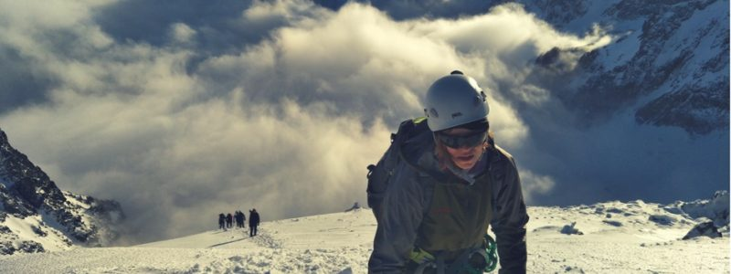 Rita Šulgė: keliaujanti į kalnus