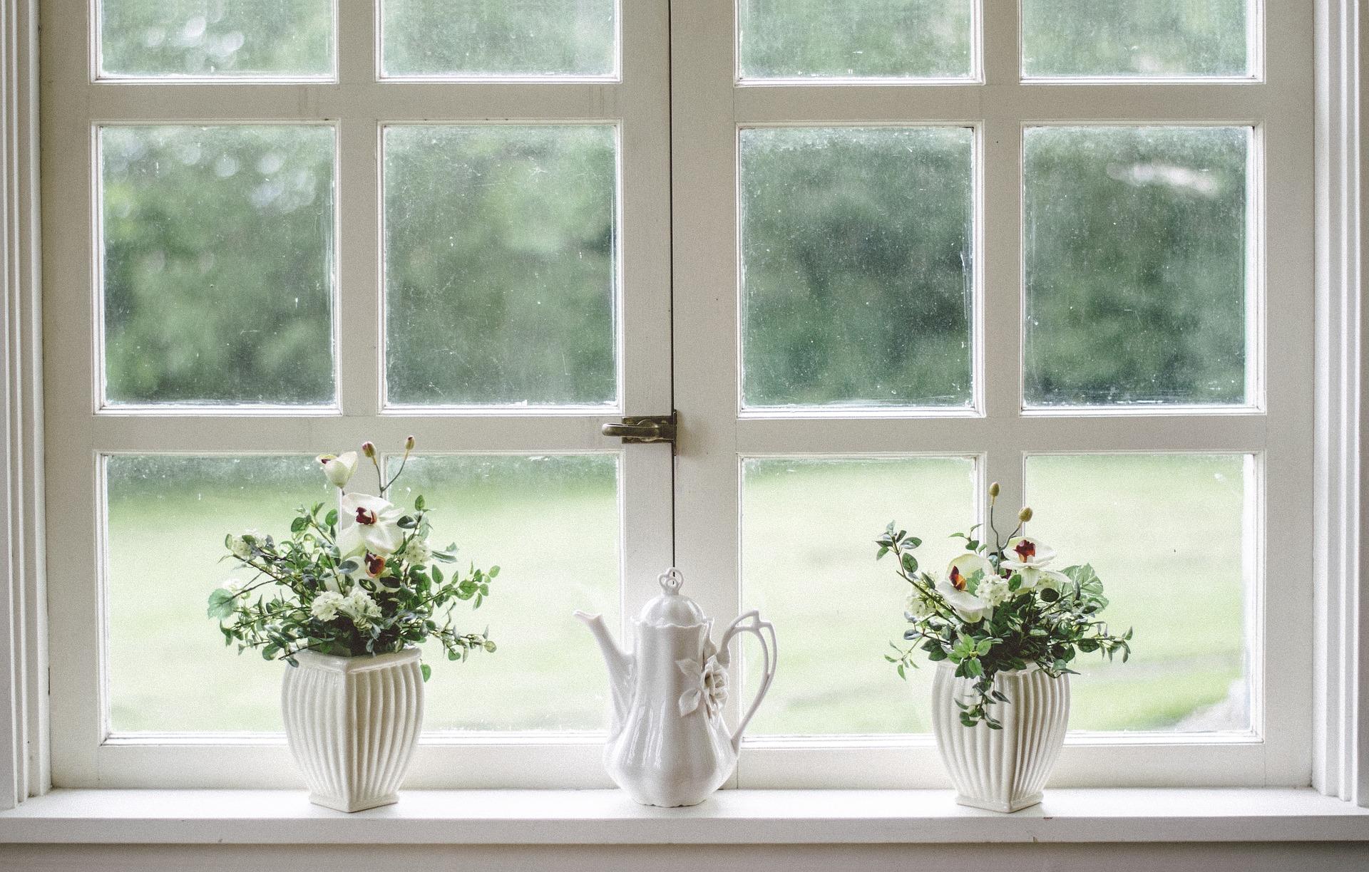 Pavasarinis langų valymas