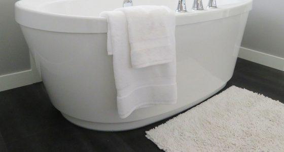 Rankšluosčiai vonioje. Kiek jų reikia turėti?